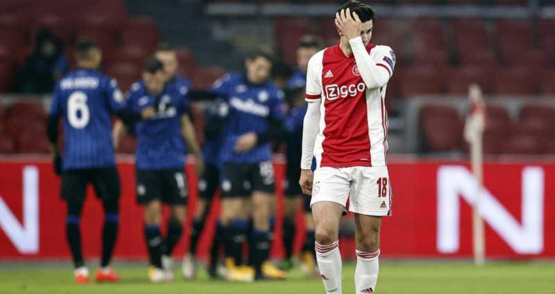 Ajax đã không tận dụng được lợi thế của mình